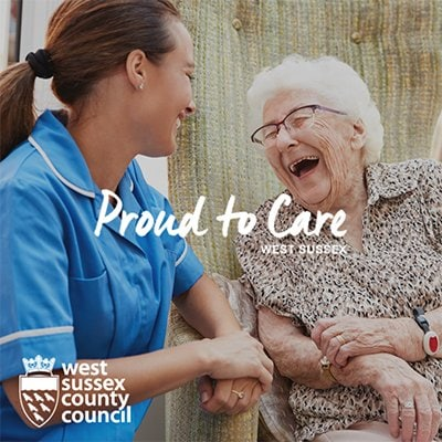 Proud to Care West Sussex